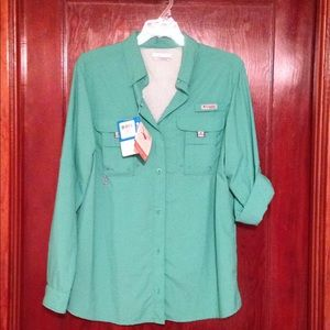 Women's Columbia Bahama Long Sleeve PFG Shirt